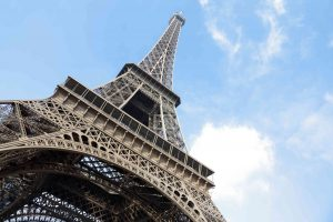 Eiffel Tower summit guided visit