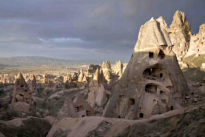 Cappadocia one-day tour with departure from Goreme