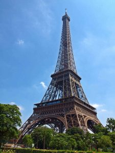 Eiffel Tower guided tour by lift with summit option